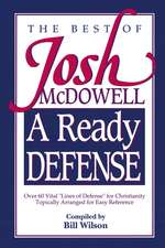 A Ready Defense: The Best of Josh McDowell