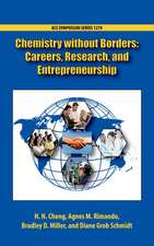 Chemistry without Borders: Careers, Research, and Entrepreneurship