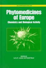 Phytomedicines of Europe: Chemistry and Biological Activity