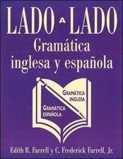 Lado a lado Gramática inglesa y española