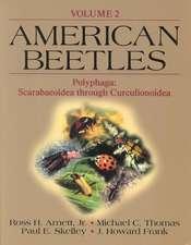 American Beetles, Volume II:  Scarabaeoidea Through Curculionoidea