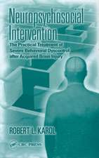 Neuropsychosocial Intervention