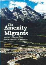 The Amenity Migrants