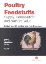 Poultry Feedstuffs
