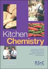 Kitchen Chemistry [With CDROM]:  Rsc