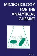 Microbiology for the Analytical Chemist:  Rsc