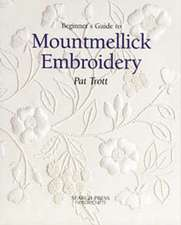 Beginner's Guide to Mountmellick Embroidery:  A Stunning Collection from International Designers