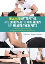 ADVANCED OSTEOPATHIC AND CHIRO TECH