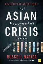 Asian Financial Crisis 1995-98