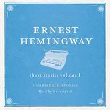 The Short Stories Volume 1 Audio