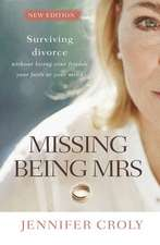 Missing Being Mrs