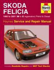 Skoda Felicia Owner's Workshop Manual