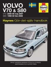 Volvo V70 & S80 (Swedish) Service and Repair Manual