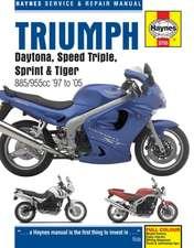 Triumph Daytona, Speed Triple, Sprint & Tiger:  885/955cc '97 to '05