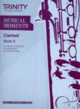 Musical Moments - Clarinet Book 5