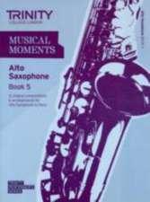 Musical Moments - Alto Saxophone Book 5