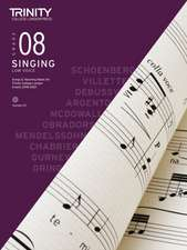 Singing Grade 8 Low Voice 2018 (with Teaching Notes)