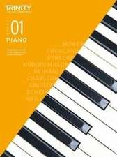 Trinity College London Piano Exam Pieces & Exercises 2018-2020. Grade 1