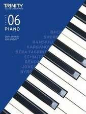 Trinity College London Piano Exam Pieces & Exercises 2018-2020. Grade 6