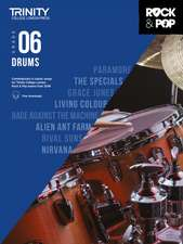 Trinity College London Rock & Pop 2018 Drums Grade 6 CD Only