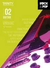Trinity College London Rock & Pop 2018 Guitar Grade 2 CD Only