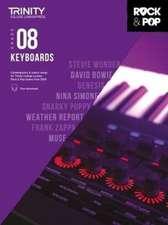 Trinity Rock & Pop 2018 Keyboards Grade 8