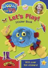 Woolly and Tig: Let's Play! Sticker Book