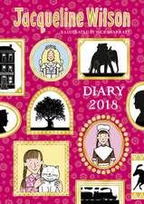 Jacqueline Wilson Diary 2018
