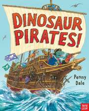 Dinosaur Pirate!