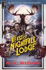 The Beast of Nightfall Lodge