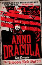 Anno Dracula 1918:  The Bloody Red Baron