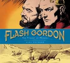 Flash Gordon:  The Complete Flash Gordon Library 1937-41