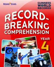 Guinness World Records: Record Breaking Comprehension Red Bo