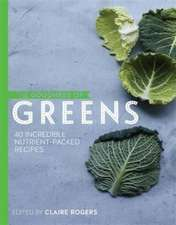 The Goodness of Greens