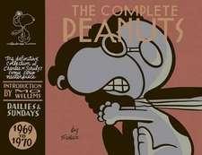 The Complete Peanuts Volume 10: 1969-1970