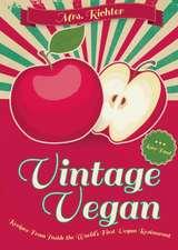 Vintage Vegan