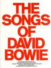 The Songs of David Bowie