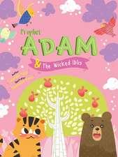 Prophet Adam and Wicked Iblis Activity Book