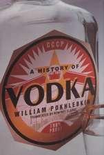 History of Vodka