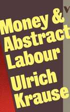 Money & Abstract Labour