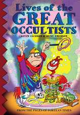 Lives Of The Great Occultists