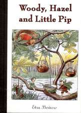 Woody, Hazel, and Little Pip:  A Life of Learning from Nature