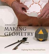 Making Geometry