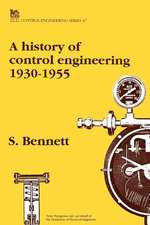 A History of Control Engineering 1930-195