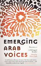 Emerging Arab Voices:  A Bilingual Reader