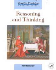 Reasoning and Thinking