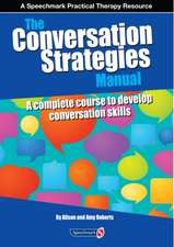 Roberts, A: The Conversation Strategies Manual