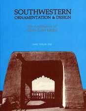 Southwestern Ornamentation & Design:  The Architecture of John Gaw Meem