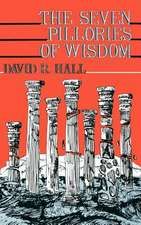Seven Pillories of Wisdom