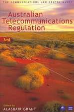 Australian Telecommunications Regulation
